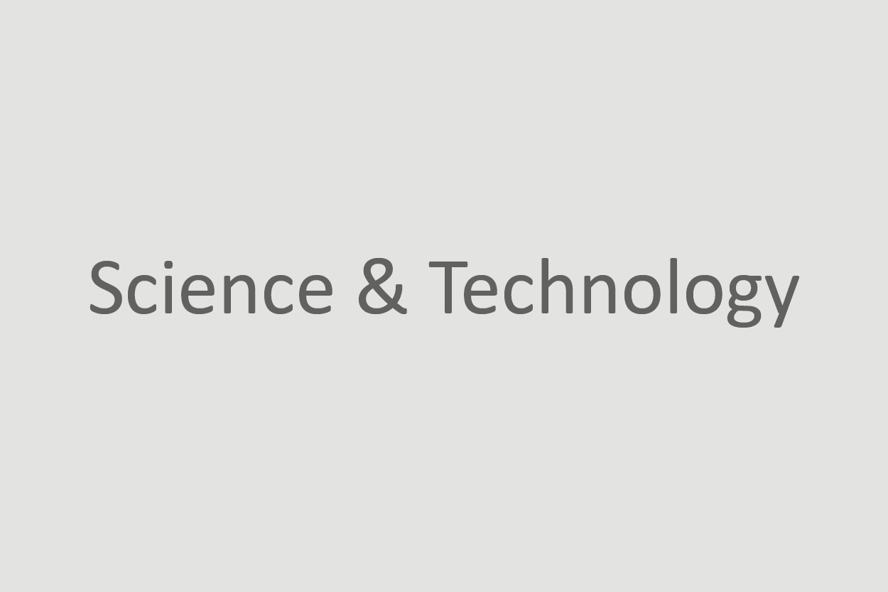 Banner Science-Technology